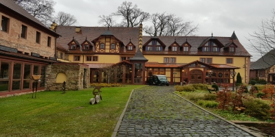 Schloss Weyberhöfe Hotel Frankfurt / Almanya